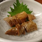 酒蔵北の誉 - 料理写真:いかわたルイベ