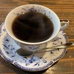 カフェ&バー イセ1970 - 食後のコーヒ〜(゜.-^*)/
