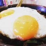 淡淡 - 焼肉丼ニラエッグ¥730 zoom!