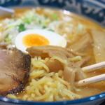三代目 月見軒 - 料理写真:味噌ラーメン