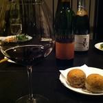 タンブラン - 北条ワイン・メルロー