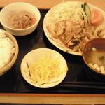お食事処 湯楽亭  - 料理写真: