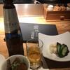 侘家三昧 - 料理写真:オールフリー480円、つきだし420円、京漬物盛り合わせ590円。キュウリのお漬物は、同行者と取り合いになるレベルで美味しかったです(╹◡╹)