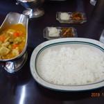 からゐ屋 - 料理写真:ミックスシーフード