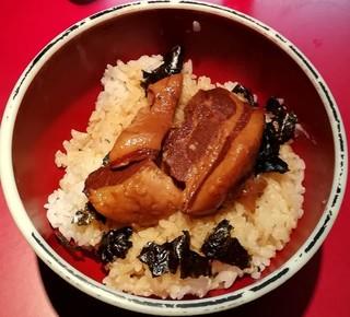 海皇 - 角煮丼