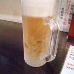 11999908 - サッポロクラシック生ビール 380円 400cc