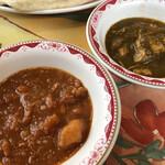 インドや  - 料理写真: