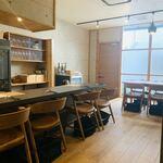 フランス料理と醸造酒 Nuage Japon - 内観1