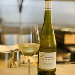 フランス料理と醸造酒 Nuage Japon - 白水