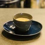 フランス料理と醸造酒 Nuage Japon - スープ