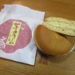 川越菓舗 道灌 - さつま芋感たっぷりのクリーム!
