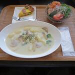 cafe 琥珀 - 料理写真: