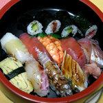 まつや寿司 - 出前寿司(一人前)