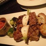 1200843 - 秘密の肉料理(豚肉のブロシェット)