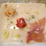 cucina italiana misto - 前菜