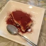 cucina italiana misto - ティラミス