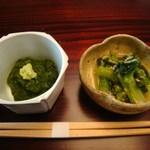 石葉 - 朝食②