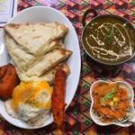インド料理 RUCHI - 料理写真:ルチスペシャルセット
