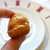 ル・ブルギニオン - 料理写真:シュー皮を使う料理で、こんなに中身がジューシーとは驚き! 出来立てでなければ実現し得ない食感である
