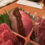 せんなり亭近江肉 橙 - ローストビーフ