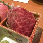 せんなり亭近江肉 橙 - タタキ