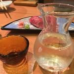 せんなり亭近江肉 橙 - の中から七本槍(純米吟醸)を追加
