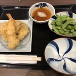 天ぷら さき亭 - 料理写真: