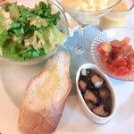 OTTO - 料理写真:前菜盛合わせ: 本当に どれも美味しかった‼︎