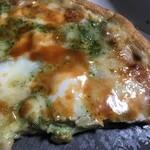 ガスト - 2019/11/18       持ち帰りマルゲリータピザ Wチーズ 431円