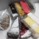 パティスリーミュール - ケーキ各種