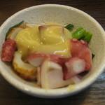 大ざわ地下西店 - たこ酢味噌