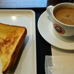 サンマルクカフェ - 日替りモーニングセット