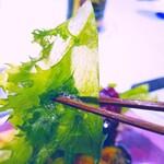 120013263 - パリパリの食感で、お味が染みている。透明です。まさにクリスタル♪