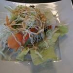 旭屋 - サラダ