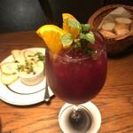 Bar & Dining NOS ORG - ドリンク写真: