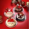 Sweet of Oregon - 料理写真:2019年のクリスマスケーキの予約が始まりました♪今年はこの4種類です!ご予約は2019年12月15日(日)まで、店頭でのご予約をお願いいたします。お電話でのご予約はお受けできません。数量になり次第終了となりますので、お早目のご予約をお願いいたします!(テイク商品)