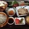 割烹さわど お食事処 摩椰 - 料理写真:唐松定食