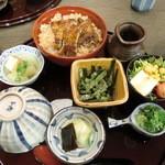 鰻彩 のとや - うな茶漬け膳(ランチ限定)