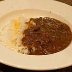 みかづき - 和牛のビーフカレー