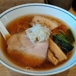 麺や たけ田 - 料理写真:煮干そば