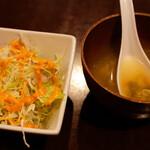 ウェルカム カトマンズ アジアキッチン&バー - ランチセット