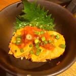 やきとりスタンド - あん肝ポン酢390円/税別