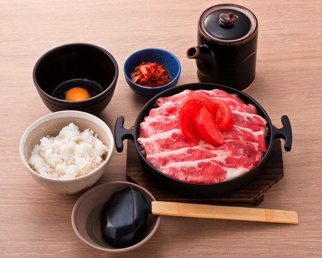 しゃぶしゃぶ 温野菜 阿佐ヶ谷店の料理の写真