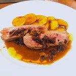 Itacica Ku - 鴨肉のロースト