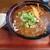 麺屋やまもと - 料理写真:2019年11月 カレーうどん大盛(690円)