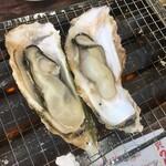 沼津 海女小屋 BBQ -