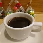 櫻舞 - アフターコーヒー(セルフ)
