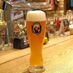 120029965 - Franzskaner Wesbier の生ビール