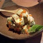 えん - 小海老とアボカドの七味マヨネーズ