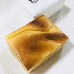 120031435 - こんがりと焼かれたシュー皮。お餅の間にもサンドしてあります(о´∀`о)